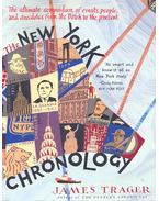The New York Chronology - TRAGER, JAMES