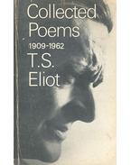 Collected Poems 1909-1962 - Eliot, T. S.