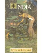 Myths and Legends – India - MACKENZIE, DONALD A.