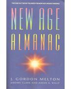 New Age Almanac - MELTON, GORDON J.