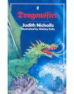 Dragonsfire - NICHOLLS, JUDITH