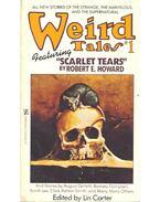 Weird Tales 1 - Carter,Lin