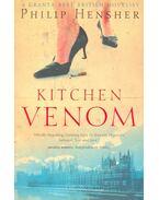 Kitchen Venom - HENSER, PHILIP