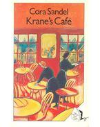 Krane's Cafe - SANDEL, CORA