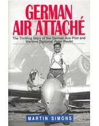 German Air Attache - SIMONS, MARTIN