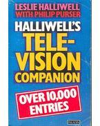 Halliwell's Television Companion - HALLIWELL, LESLIE