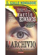 L'Archivio - EDWARDS, MARTIN