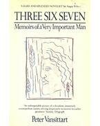 Three Six Seven - VANSITTART, PETER
