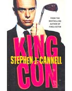 King Con - CANNEL, STEPHEN J.