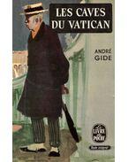 Les caves du Vatican - Gide, André