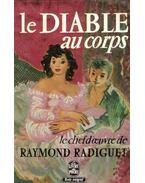 Le diable au corps - Radiguet,Raymond