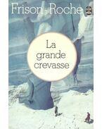La grande crevasse - FRISON-ROCHE, ROGER