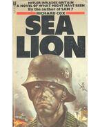 Sea Lion - COX, RICHARD