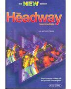 New Headway – Intermediate – Angol-magyar szójegyzék és nyelvtani összefoglaló - SOARS, LIZ – SOARS, JOHN