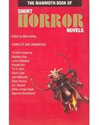 The Mammoth Book of Short Horror Novels - ASHLEY, MIKE