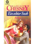 Ein echter Snob - CHESNEY, MARION