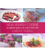 New Jewish Cuisine - SOBELL, CAROLE