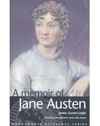 A Memoir of Jane Austen - Including 'The Watsons' and 'Lady Susan' - AUSTEN-LEIGH, JAMES