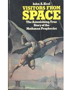 Visitors from Space - KEEL, JOHN A.