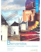 Bienvenidos- Espanol para profesionales i turismo y osteleria - GODED, MARGARITA – HERMOSO, ANA – VARELA, RAQUEL