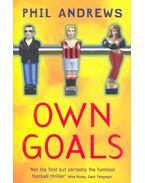 Own Goals - ANDREWS, PHIL