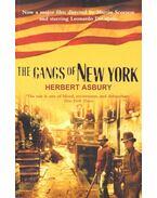 The Gangs of New York - ASBURY, HERBERT