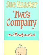 Two's Company - HAASLER, SUE