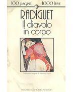 Il diavolo in corpo - Radiguet,Raymond