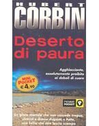 Deserto di paura - CORBIN, HUBERT