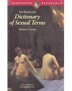 Dictionary of Sexual Terms - CARRERA, MICHAEL A.