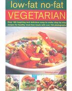 Low-Fat No-Fat Vegetarian - SHEASBY, ANNE