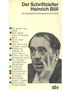 Der Schriftsteler Heinrich Böll - LENGNING, WERNER (editor)