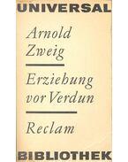 Erziehung von Verdun - Zweig, Arnold