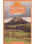 A Pocket Guide – The History of Wales - JONES, GRAHAM J.