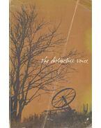 The Distinctive Voice – Twentieth-Century American Poetry - MARTZ, WILLIAM J. (editor)