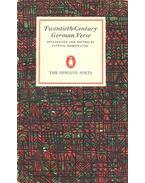 Twentieth-Century German Verse - BRIDGWATER, PATRICK (editor)