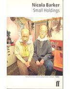 Small Holdings - BARKER, NICOLA