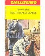 Delitti d'alta classe - Brett, Simon