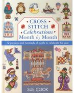 Cross Stitch Celebration Month by Month - COOK, SUE