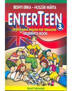 EnterTeen 3, - Student's Book & Workbook - Besnyi Erika