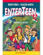 EnterTeen 2, - Student's Book & Workbook - Besnyi Erika
