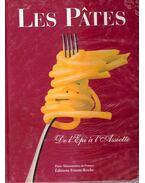 Les pâtes : de l'épi à l'assiette - GRILLOT, MARIE-FRANCOISE