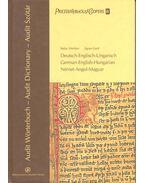 Deutsch-Englisch-Ungarisch Audit Wörterbuch; German-English-Hungarian Audit Dictionary; Német-Angol-Magyar Audit Szótár - WEIBLEN, STEFAN – GERŐ, ÁGNES