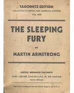 The Sleeping Fury - ARMSTRONG, MARTIN