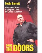 Doing the Doors - BARRATT, ROBIN