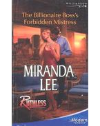 The Billionaire Boss's Forbidden Mistress - Lee, Miranda