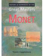 History and Techniques of the Great Masters – Monet - Copplestone, Trewin