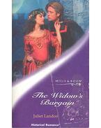 The Widow's Bargain - LANDON, JULIET