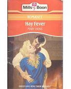 Hay Fever - Lyons, Mary