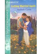 Getting Married Again - CURTIS, MELINDA